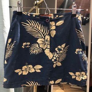 Vintage Hawaiian Skirt